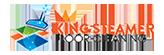 King Steamer Floor Cleaning