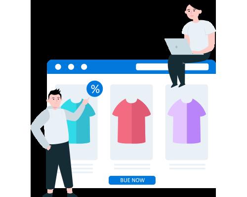 E-commerce Development Create Captivating Store Fronts