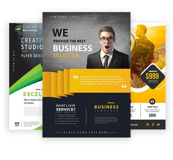 Business Flyer Card Designs Get Everything Done