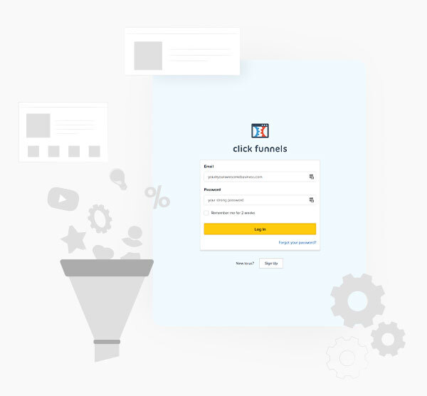 Click Funnels Designing Setting-Up-Everything