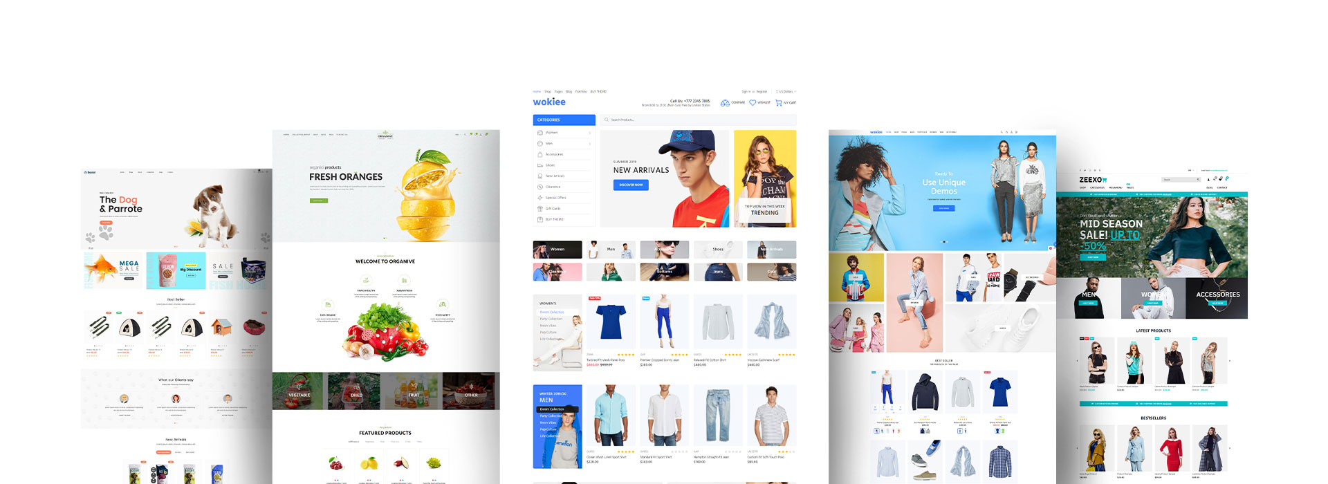 Shopify Designing Web Pages