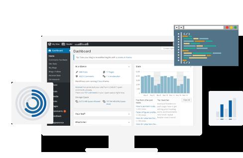 WordPress Development Banner