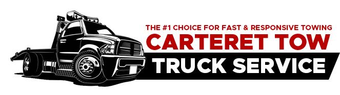 Carteret Tow Truck Service Logo